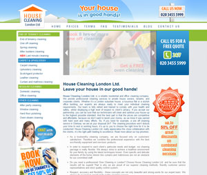 House Cleaning - London